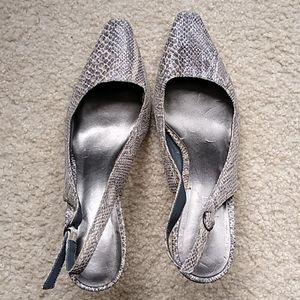 Women's Nine West heels